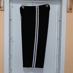 ProSpirit Black Capri Athletic Gear XL